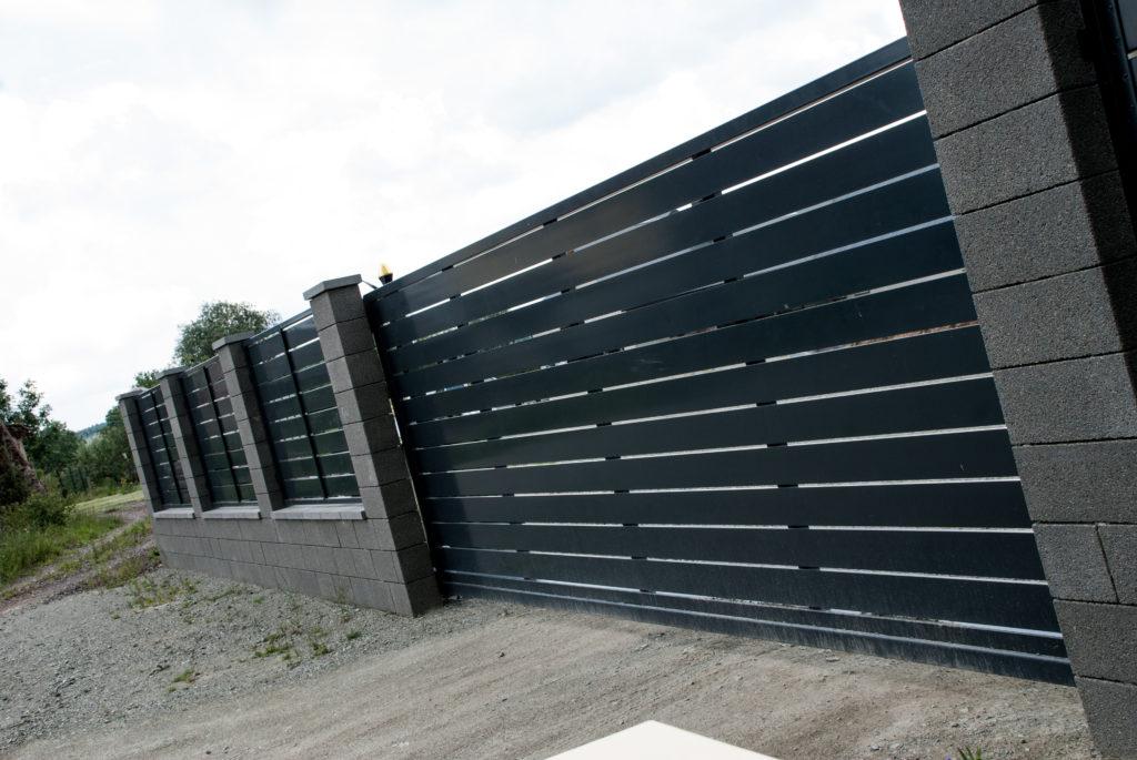 Malowanie ogrodzeń i balustrad 3 etapowe