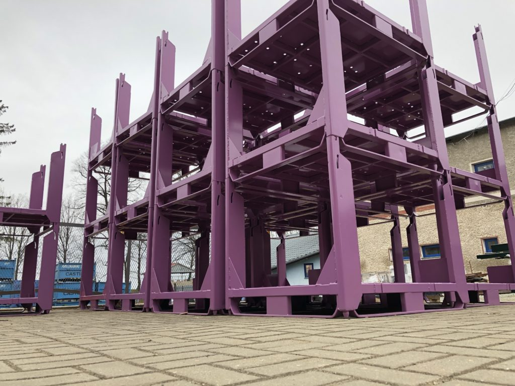 Renowacja Konstrukcji Stalowych